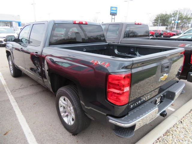 2018 Silverado 1500 Crew Cab 4x4,  Pickup #D63850 - photo 2