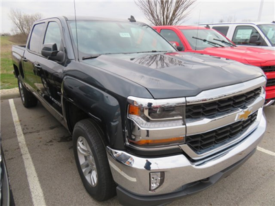 2018 Silverado 1500 Crew Cab 4x4,  Pickup #D63850 - photo 4