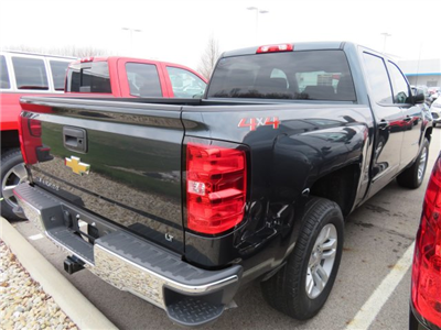 2018 Silverado 1500 Crew Cab 4x4,  Pickup #D63850 - photo 5