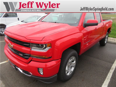 2018 Silverado 1500 Double Cab 4x4,  Pickup #D63873 - photo 1