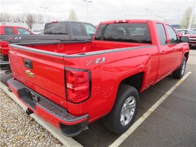 2018 Silverado 1500 Double Cab 4x4,  Pickup #D63873 - photo 5