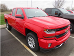2018 Silverado 1500 Double Cab 4x4,  Pickup #D63873 - photo 4