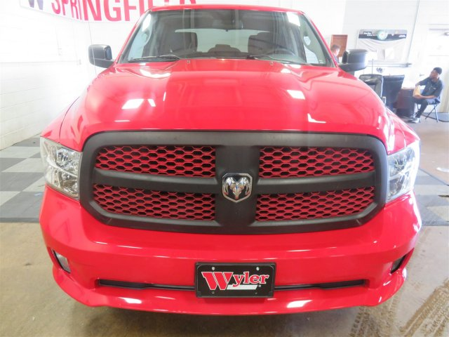 2014 Ram 1500 Crew Cab 4x4, Pickup #D63893A - photo 2