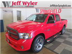 2014 Ram 1500 Crew Cab 4x4, Pickup #D63893A - photo 1