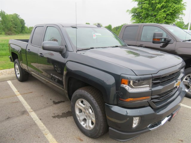 2018 Silverado 1500 Double Cab 4x4,  Pickup #D63897 - photo 4