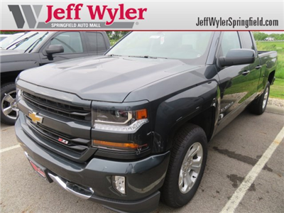 2018 Silverado 1500 Double Cab 4x4,  Pickup #D63897 - photo 1