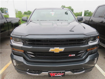 2018 Silverado 1500 Double Cab 4x4,  Pickup #D63897 - photo 3