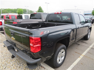 2018 Silverado 1500 Double Cab 4x4,  Pickup #D63897 - photo 5