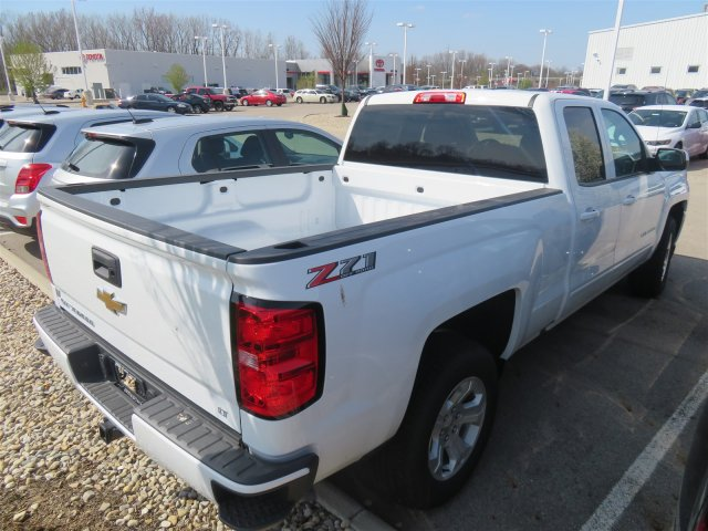 2018 Silverado 1500 Double Cab 4x4,  Pickup #D63898 - photo 5