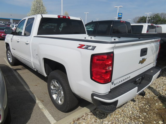 2018 Silverado 1500 Double Cab 4x4,  Pickup #D63898 - photo 2