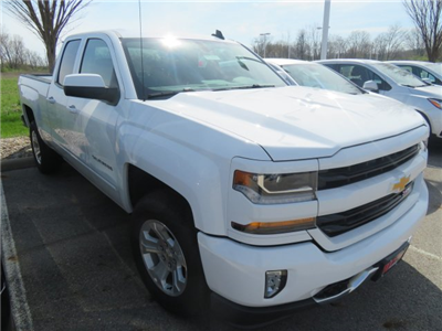 2018 Silverado 1500 Double Cab 4x4,  Pickup #D63898 - photo 4