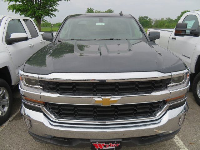 2018 Silverado 1500 Double Cab 4x4, Pickup #D63916 - photo 3