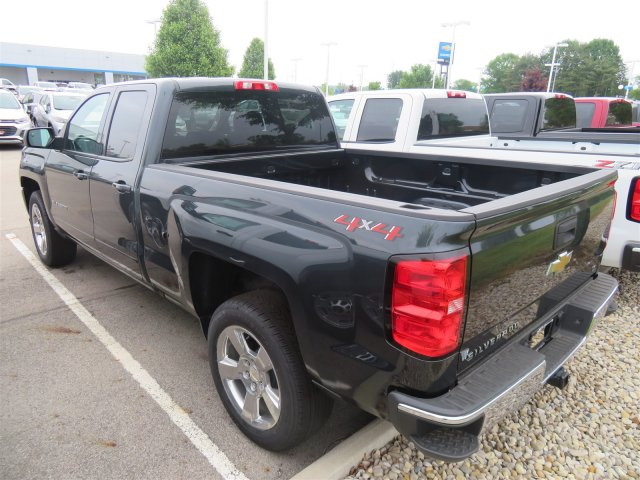 2018 Silverado 1500 Double Cab 4x4, Pickup #D63916 - photo 2