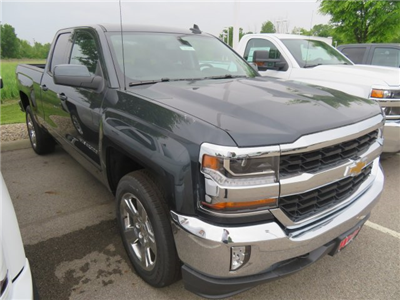 2018 Silverado 1500 Double Cab 4x4, Pickup #D63916 - photo 4