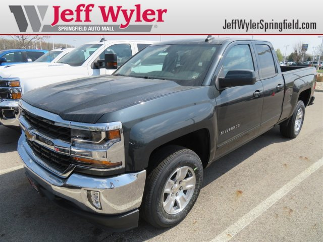 2018 Silverado 1500 Double Cab 4x4,  Pickup #D63917 - photo 1