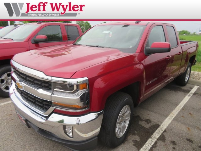 2018 Silverado 1500 Double Cab 4x4, Pickup #D63918 - photo 1