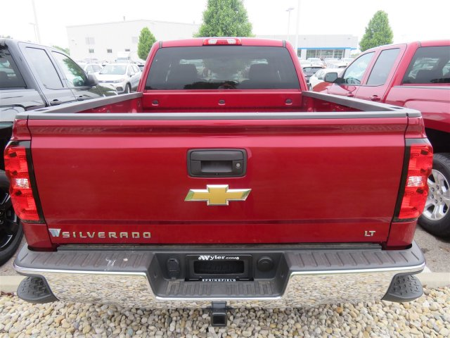 2018 Silverado 1500 Double Cab 4x4, Pickup #D63918 - photo 6