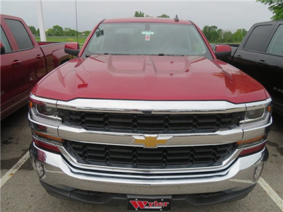 2018 Silverado 1500 Double Cab 4x4, Pickup #D63918 - photo 3