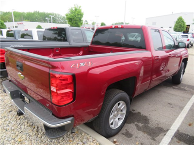 2018 Silverado 1500 Double Cab 4x4, Pickup #D63918 - photo 5