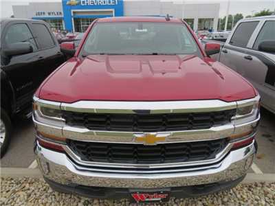 2018 Silverado 1500 Double Cab 4x4,  Pickup #D63921 - photo 3