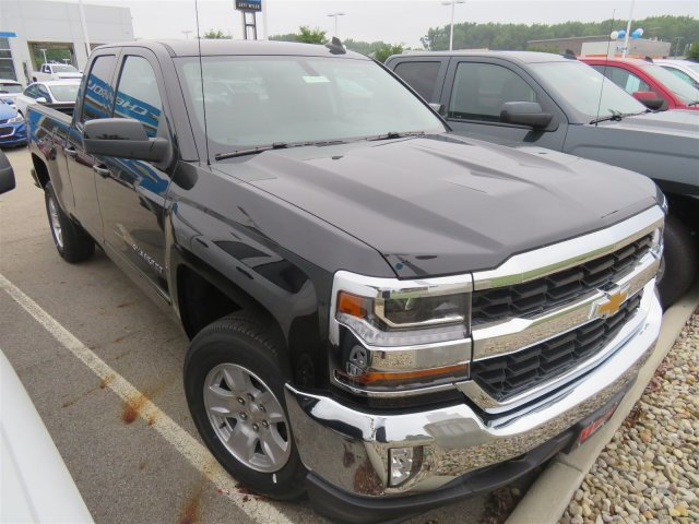 2018 Silverado 1500 Double Cab 4x4,  Pickup #D63929 - photo 4