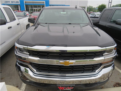 2018 Silverado 1500 Double Cab 4x4,  Pickup #D63929 - photo 3