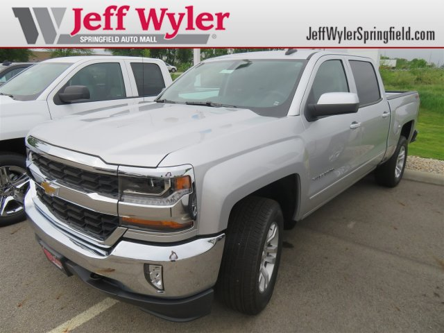 2018 Silverado 1500 Crew Cab 4x4,  Pickup #D63933 - photo 1