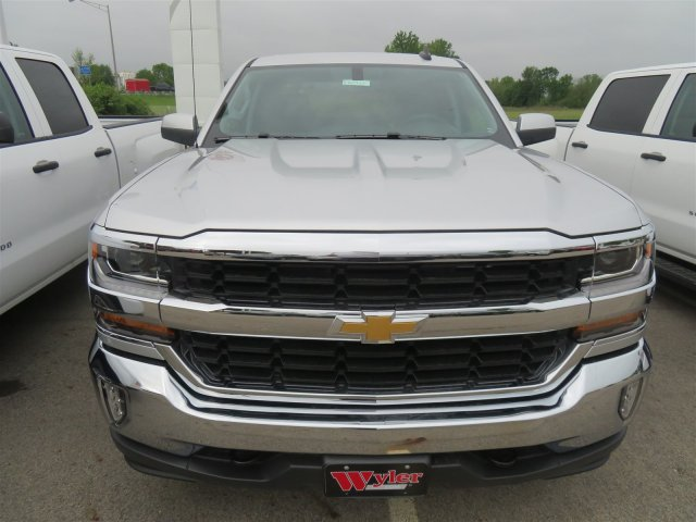2018 Silverado 1500 Crew Cab 4x4,  Pickup #D63933 - photo 3