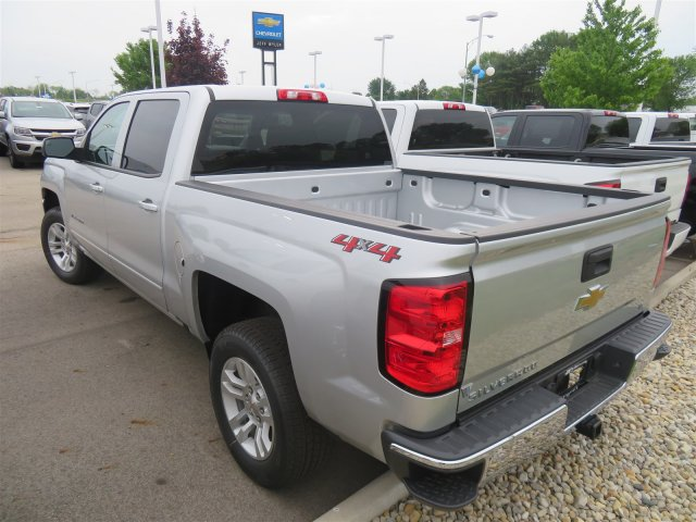 2018 Silverado 1500 Crew Cab 4x4,  Pickup #D63933 - photo 2