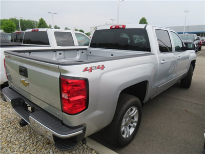 2018 Silverado 1500 Crew Cab 4x4,  Pickup #D63933 - photo 5