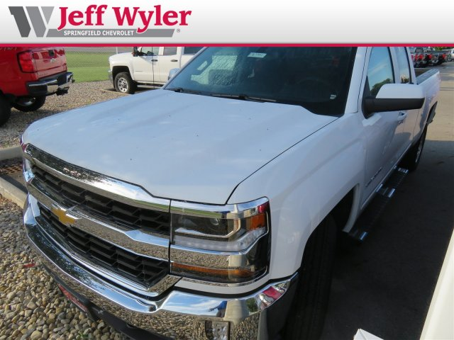 2018 Silverado 1500 Double Cab 4x4,  Pickup #D63951 - photo 1