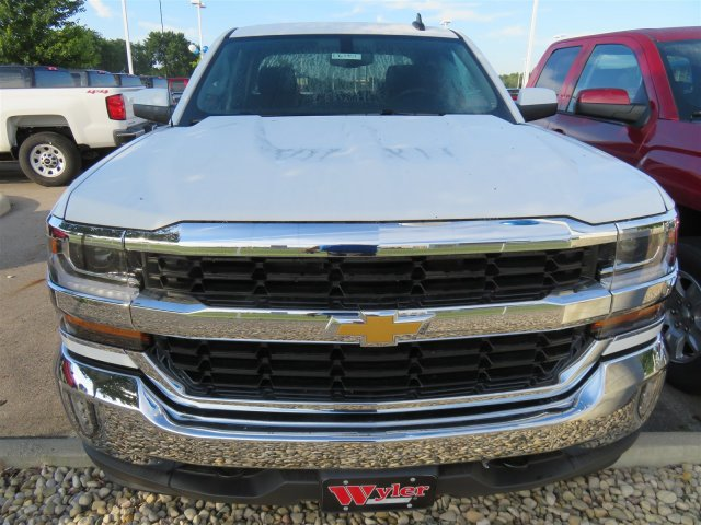 2018 Silverado 1500 Double Cab 4x4,  Pickup #D63951 - photo 3