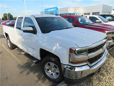 2018 Silverado 1500 Double Cab 4x4,  Pickup #D63951 - photo 4