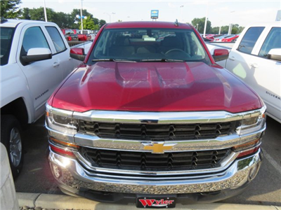 2018 Silverado 1500 Double Cab 4x4,  Pickup #D63958 - photo 3