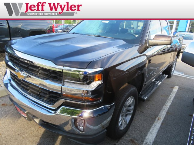 2018 Silverado 1500 Double Cab 4x4,  Pickup #D63960 - photo 1