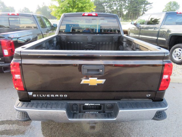 2018 Silverado 1500 Double Cab 4x4,  Pickup #D63960 - photo 6