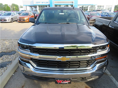 2018 Silverado 1500 Double Cab 4x4,  Pickup #D63960 - photo 3