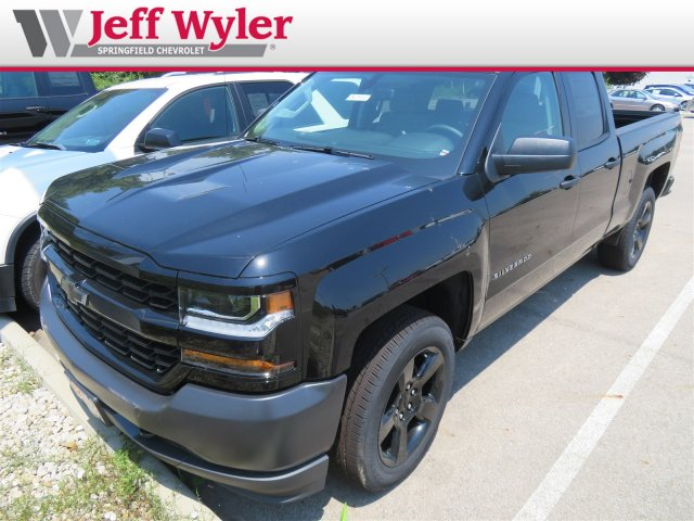 2018 Silverado 1500 Double Cab 4x4,  Pickup #D63977 - photo 1