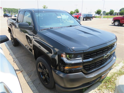 2018 Silverado 1500 Double Cab 4x4,  Pickup #D63977 - photo 4