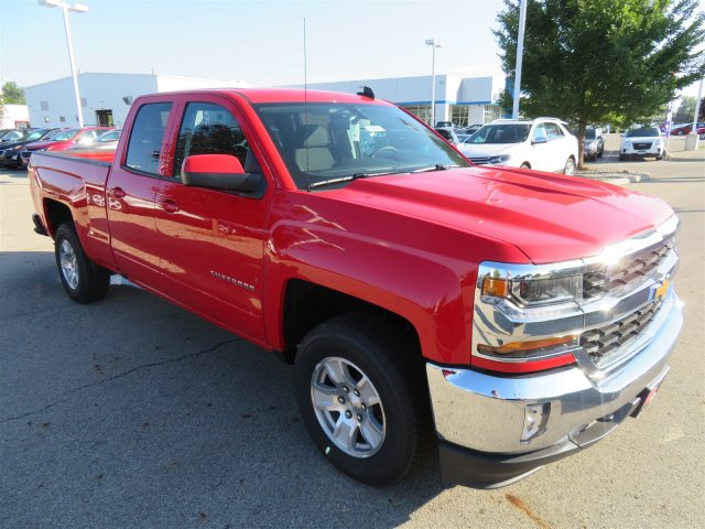 2018 Silverado 1500 Double Cab 4x4,  Pickup #D63986 - photo 4