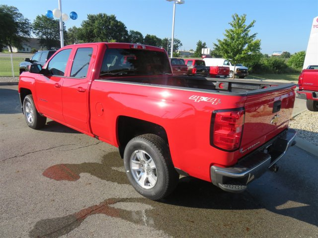 2018 Silverado 1500 Double Cab 4x4,  Pickup #D63986 - photo 2