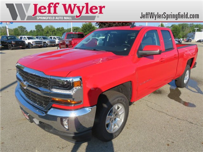 2018 Silverado 1500 Double Cab 4x4,  Pickup #D63986 - photo 1