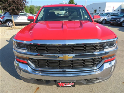 2018 Silverado 1500 Double Cab 4x4,  Pickup #D63986 - photo 3