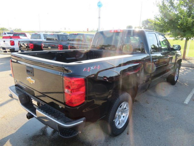 2018 Silverado 1500 Double Cab 4x4,  Pickup #D63987 - photo 5