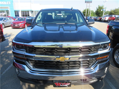 2018 Silverado 1500 Double Cab 4x4,  Pickup #D63987 - photo 3