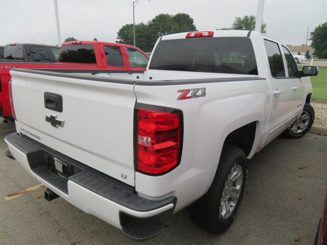 2018 Silverado 1500 Crew Cab 4x4,  Pickup #D64009 - photo 5