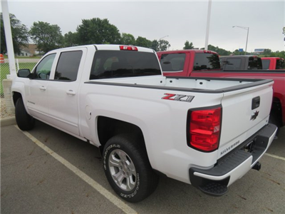 2018 Silverado 1500 Crew Cab 4x4,  Pickup #D64009 - photo 2