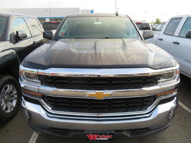 2018 Silverado 1500 Double Cab 4x4,  Pickup #D64055 - photo 3