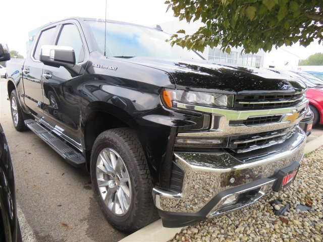 2019 Silverado 1500 Crew Cab 4x4,  Pickup #D64150 - photo 4