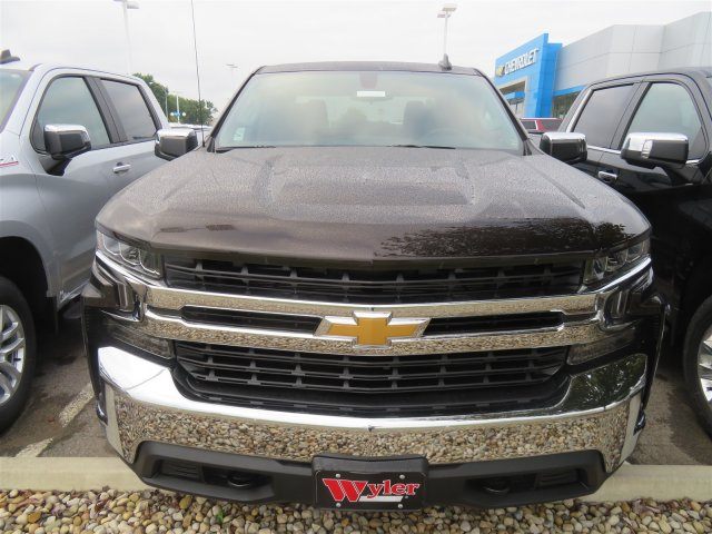 2019 Silverado 1500 Crew Cab 4x4,  Pickup #D64151 - photo 3